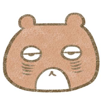 곰 / 수면 부족