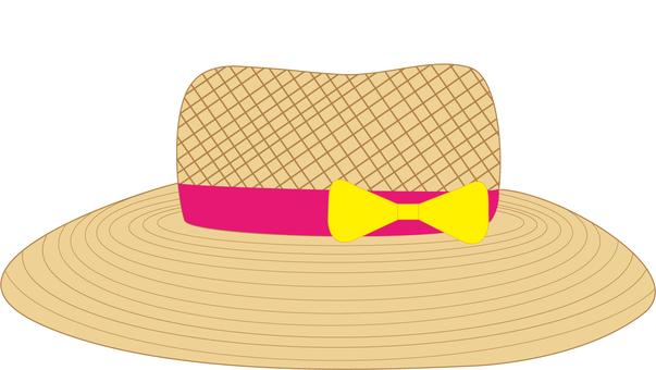 Straw Hat 01