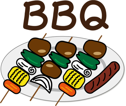 Characters of barbecue