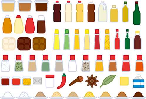 Seasoning Spice Spice Set