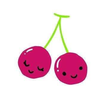 Cherries - twins