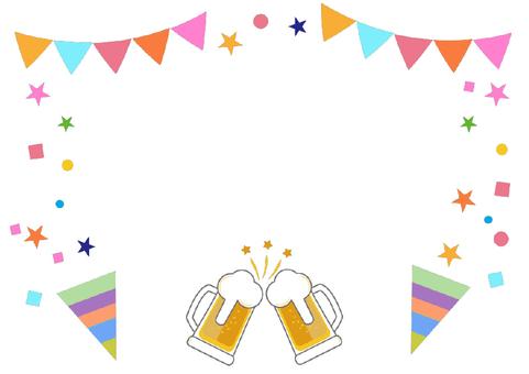 Beer frame