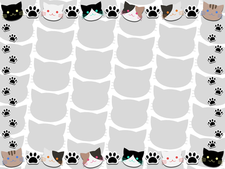 A lot of cats background 3