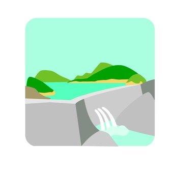 구로베 댐 2