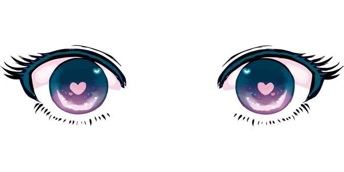 墜入愛河的眼睛