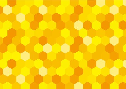 Honeycomb (no white line)