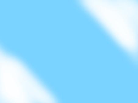青空と雲背景