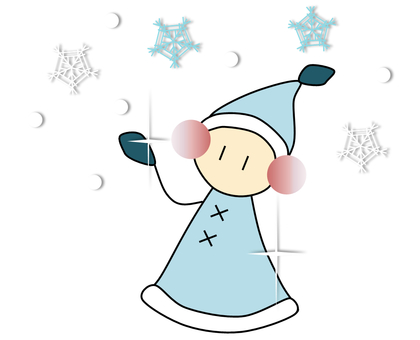Dwarf _ _ Winter _ Blue _ 10