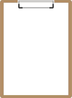 剪貼板_用紙