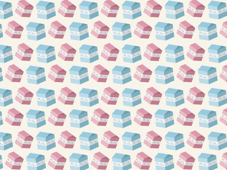 Milk and strawberry milk background