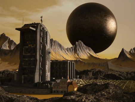 Planetary city