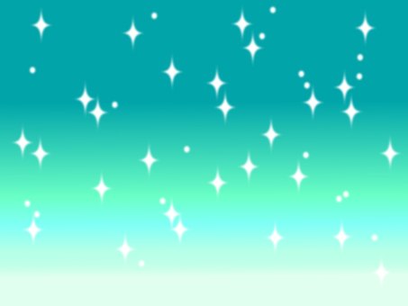 Glitter background (green)