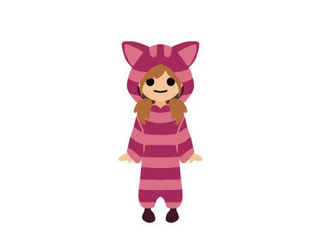 Girls' costumes 16