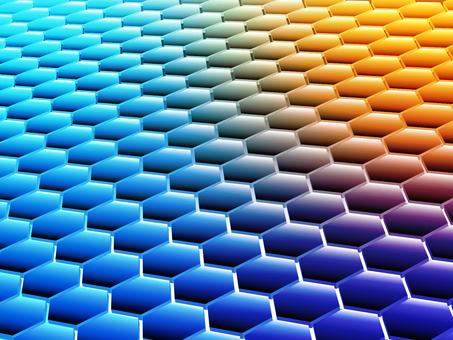 Background hexagon pattern