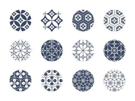 Japon Desenli Prusya mavisi 12 çeşit