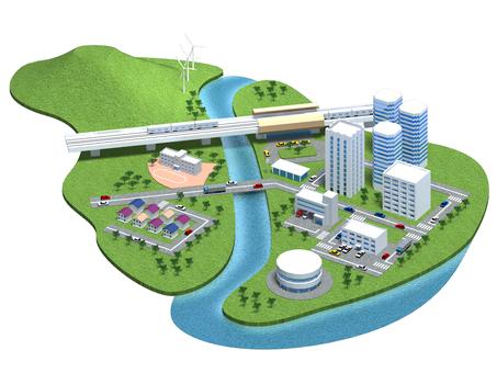 Townscape (cityscape) - 4