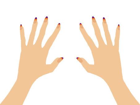 Hand nail 3