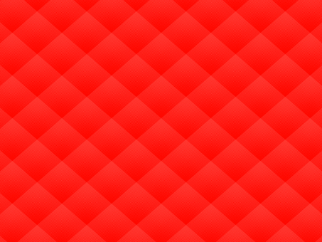 Quilted red wallpaper