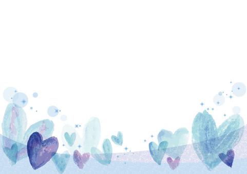 Handwriting - Crayon - Heart 4