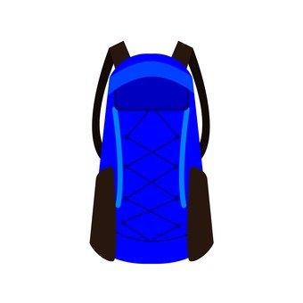Mountaineering Supplies - Zac (Blue)