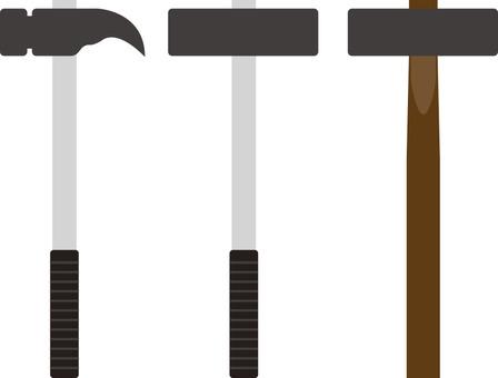 Hammer (Tonkati)
