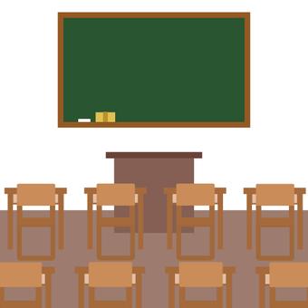 教室的形象