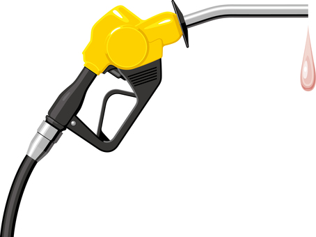 Gasoline nozzle high octane