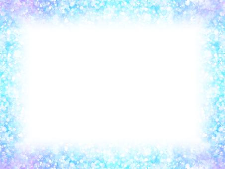 Dot frame 11 (blue violet)
