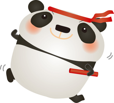 Panda sports festival