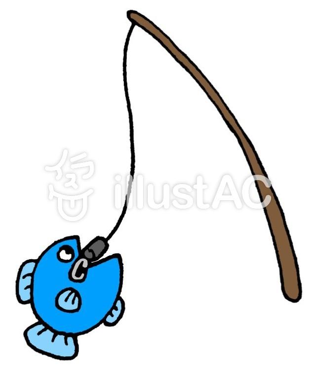 魚釣りゲームイラスト No 782135無料イラストならイラストac