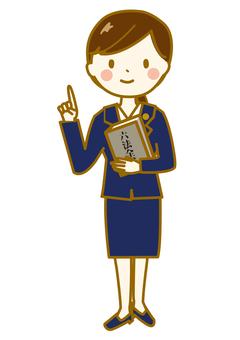 Female lawyer 2