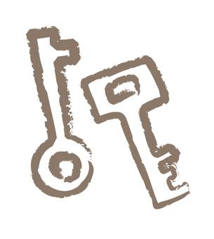 Handwriting key