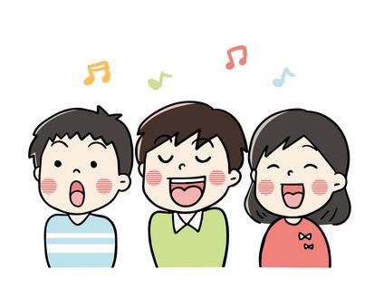 Choir children