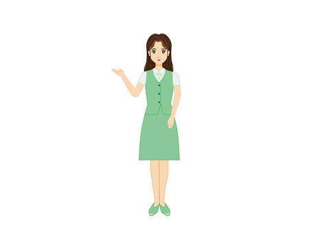Working Woman (Administrative 2-1)