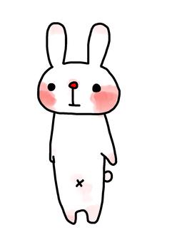 Rusty rabbit