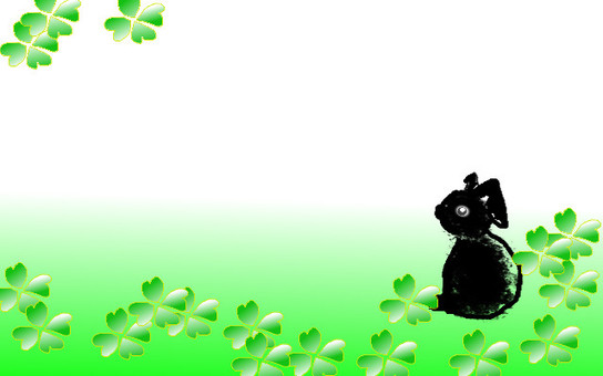 토끼 프레임 2