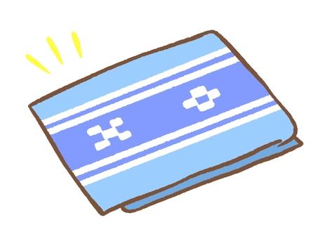 Mincer pattern of Okinawa Blue
