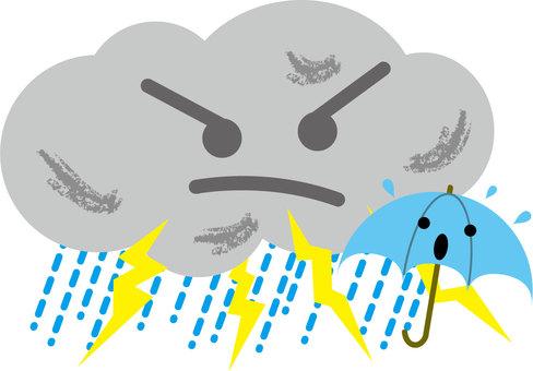 Guerilla Heavy Rain · Centralized Downpour