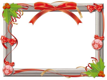 Christmas Frame 07