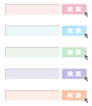 Search window pastel 5 color set