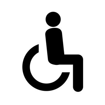 Pictogram (wheelchair)