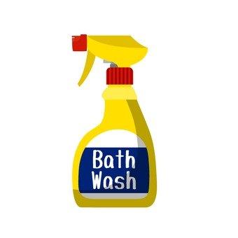 Bath detergent