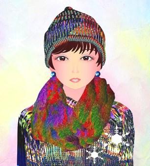 Cold season girls
