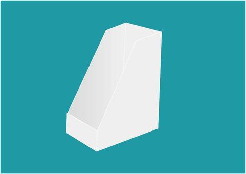 クリアファイルボックス