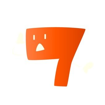 7 number