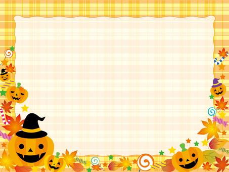 Halloween frame 5