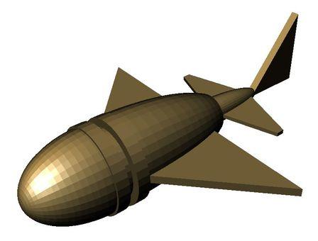 Golden Jet (Golden Space Shuttle)