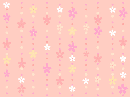 Cherry background image Illustration