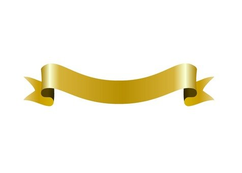 Gold Ribbon 2