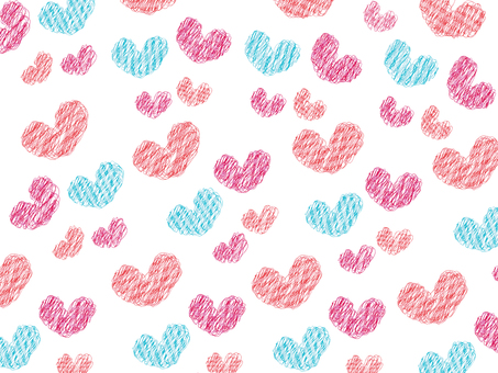 Handwritten wind colorful · cute background